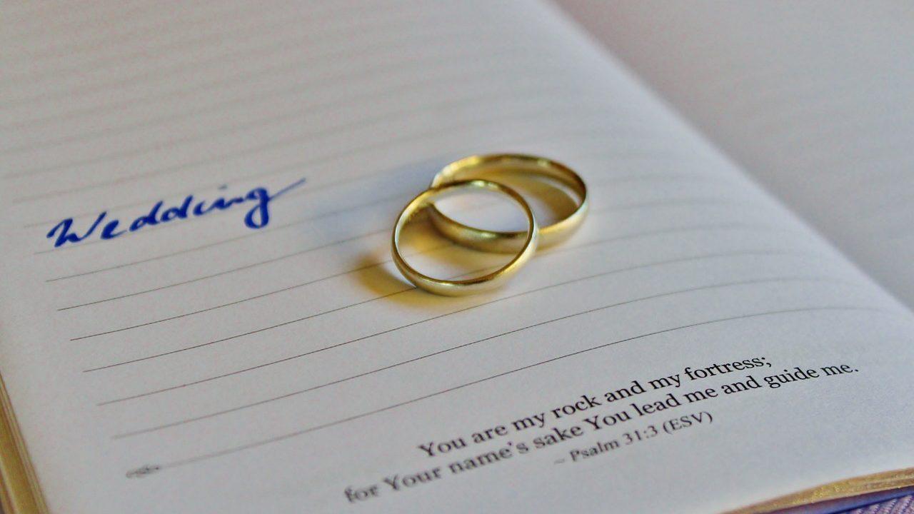 結婚指輪を無くした