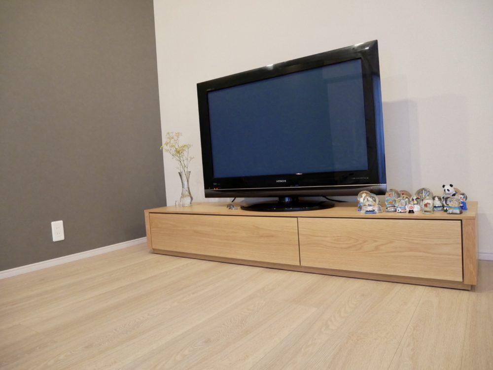 マンションテレビボード