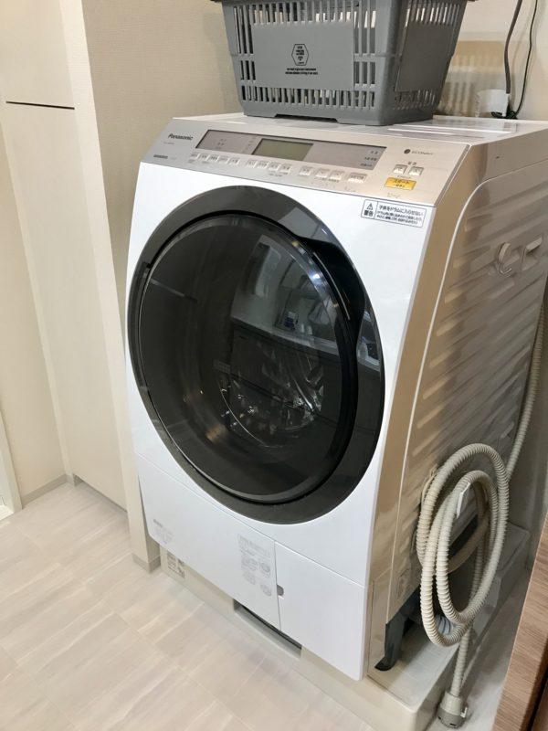 マンション洗濯機