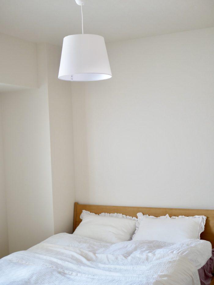 ikea照明寝室