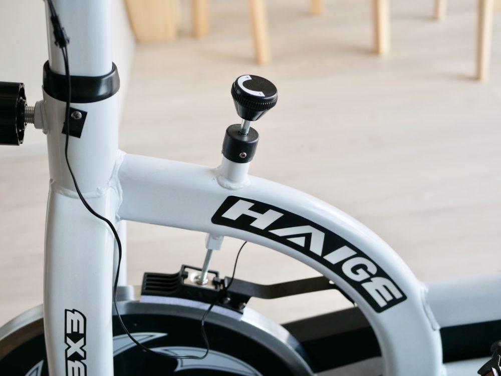 ハイガー産業スピンバイク