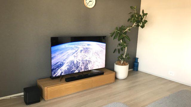 65型テレビ